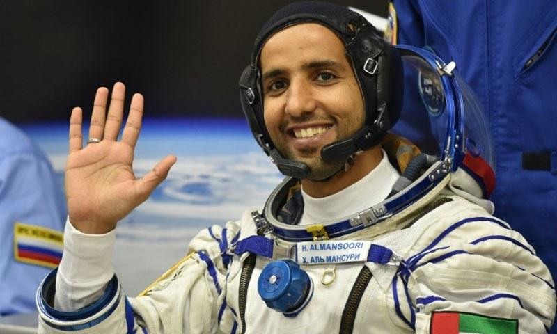 پہلا عرب خلا نورد عالمی خلائی اسٹیشن پر پہنچ گیا