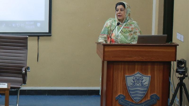 In profile: Dr Samina Mehnaz, Pakistan's first Humboldt Ambassador scientist