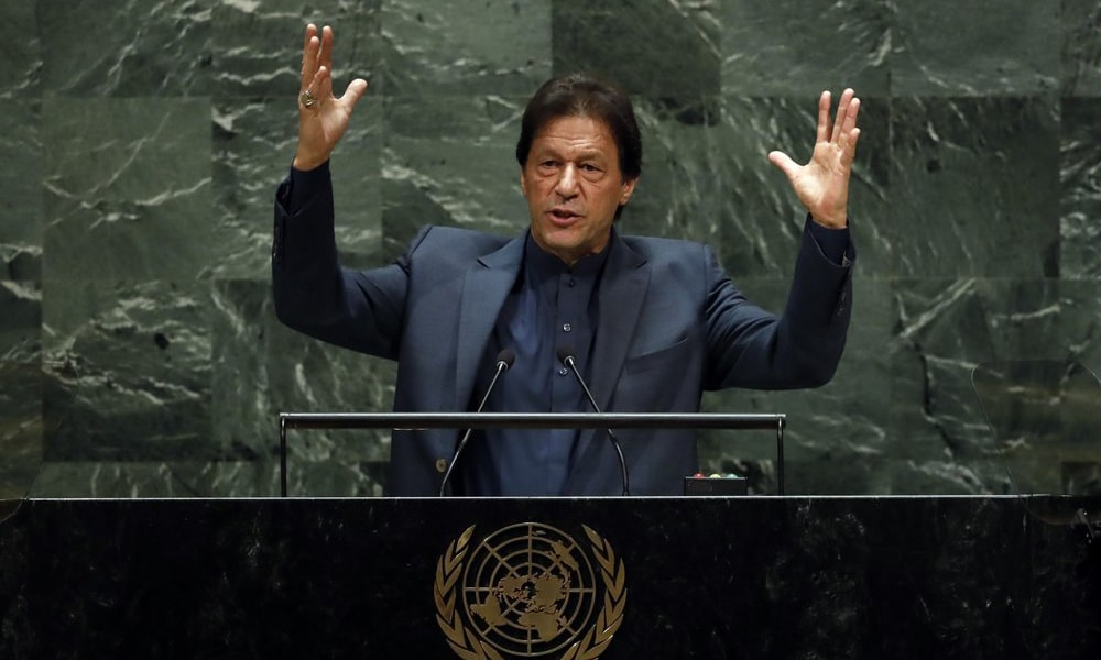 'Impassioned, forceful': Twitterati unanimous in praise for PM Imran's remarks on Kashmir at UNGA
