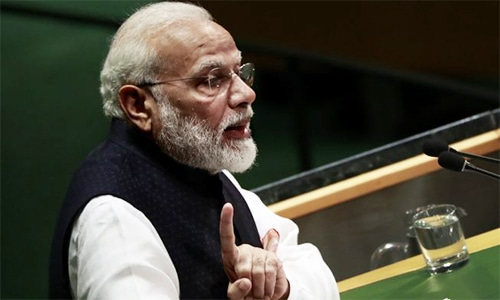 No trade deal, no Kashmir win, no investment but BJP celebrating Modi return from US