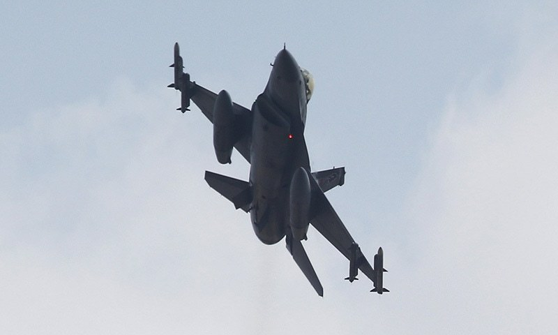 Turkey downs unidentified drone on Syria border