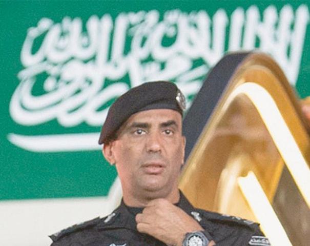 MAJ Gen Abdelaziz al-Fagham.—AFP