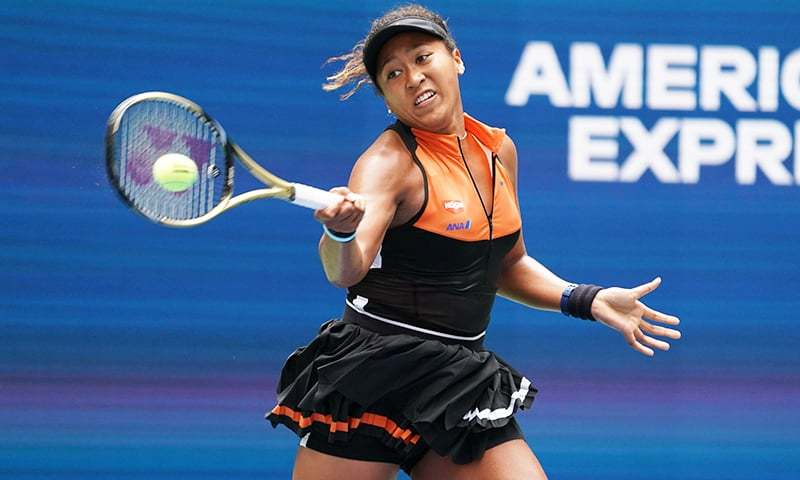 Japan's two-time Grand Slam winner Naomi Osaka produced scowls rather than smiles at the China Open in Beijing on Sunday despite reaching the second round with a straight-sets win. — AFP/File