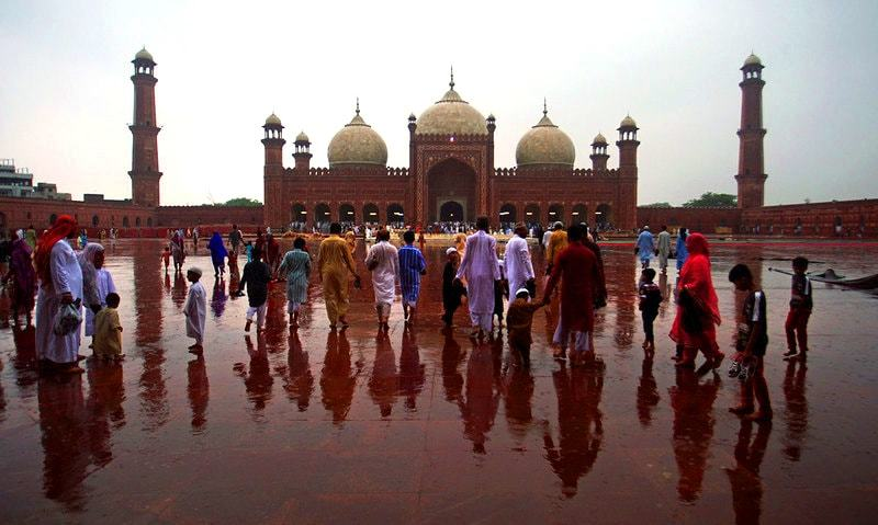 Tourist traffic at cultural sites in Pakistan has seen a massive increase of 317 per cent over the past five years with Punjab's contribution being nearly 95pc, according to a report. — AP/File