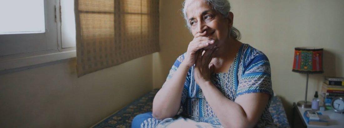 Sabeen's mother, Mahenaz Mahmud.—After Sabeen