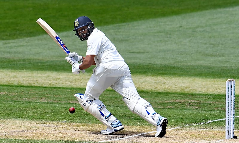 India look to Rohit Sharma to seal Test record against South Africa