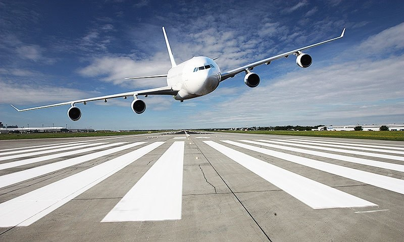 The Aviation Division has directed 18 international airlines to stop use of plastic cutlery in flights to Pakistan. — Creative Commons/File