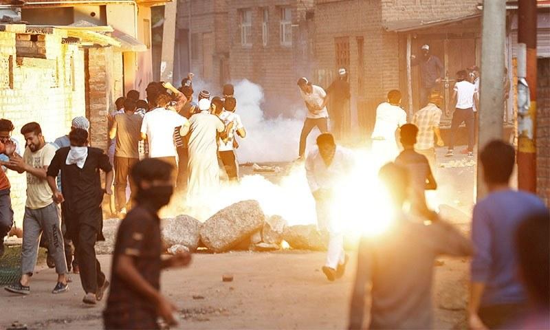 حراست میں لیے گئے 60 لڑکوں کی عمر 15 سال سے بھی کم ہے—فائل فوٹو: رائٹرز