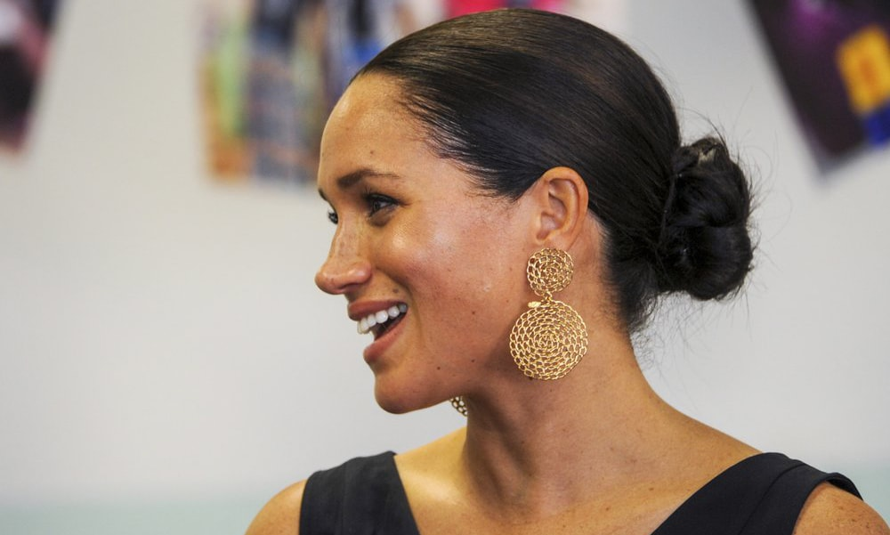 Meghan Markle sues Britain's Mail on Sunday over private letter