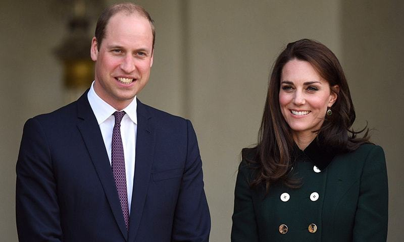 Aga Khan hosts British royal couple ahead of Pakistan visit