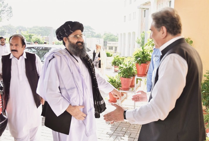 Pakistan, Taliban favour restart of peace talks