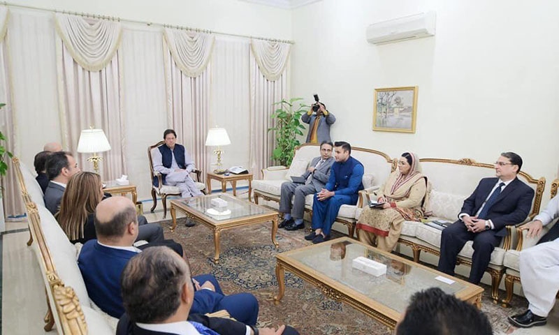 The government would fully facilitate Egyptian investors and entrepreneurs coming to Pakistan, said Prime Minister Imran Khan on Thursday as he welcomed the interest shown by Egyptian companies in investing $1 billion in Pakistan. — Photo courtesy PTIofficial Twitter
