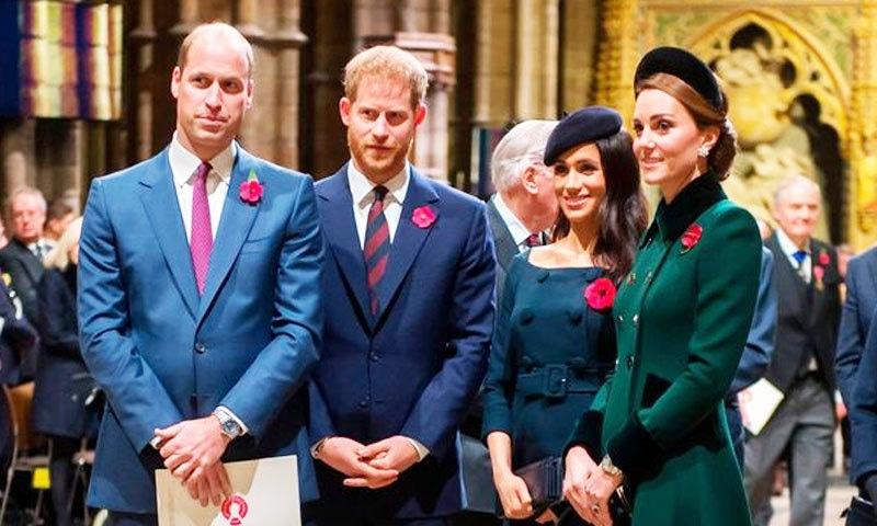 برطانوی شاہی خاندان اور میڈیا میں چپقلش رہتی آئی ہے—فوٹو: اے ایف پی