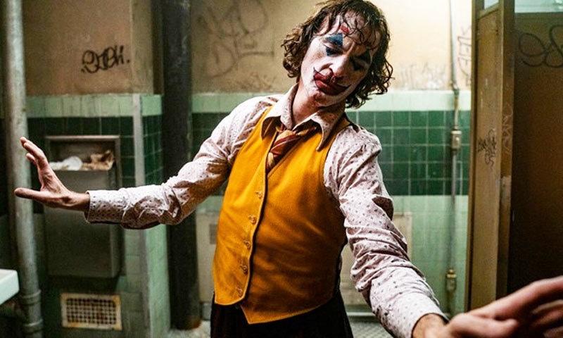 فلم کو امریکا سمیت دنیا بھر میں 4 اکتوبر کو ریلیز کیا گیا تھا —اسکرین شاٹ