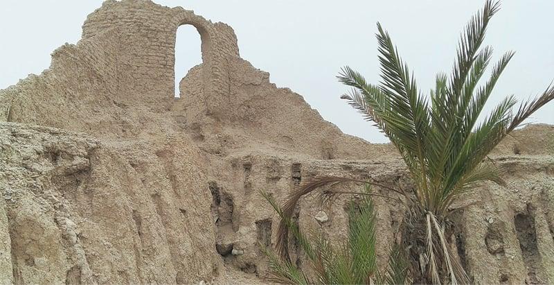 Khuzdar City Fort