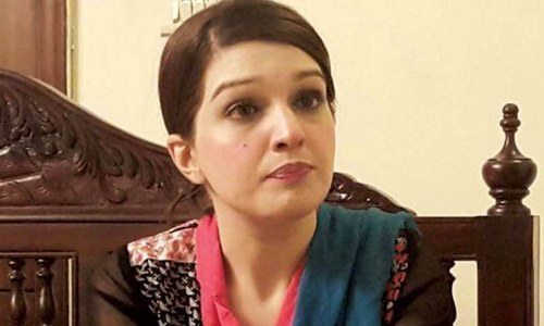 Mishal Malik, social activist and wife of jailed Kashmiri leader Yasin Malik, on Saturday called upon the United Nations to work for demilitarising India-held Kashmir and send a peacekeeping force to stop atrocities in the occupied valley. — File
