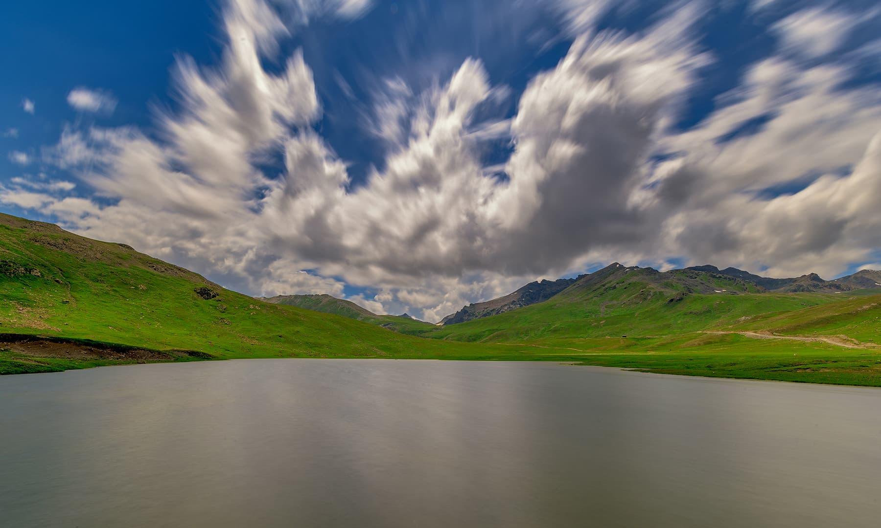 چھوٹا دیوسائی جھیل