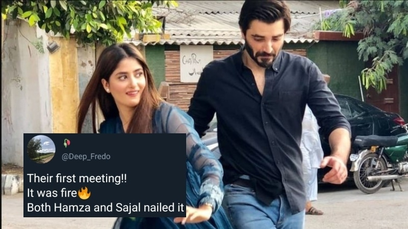 Twitter is full of praise for Sajal Aly after Alif's first episode
