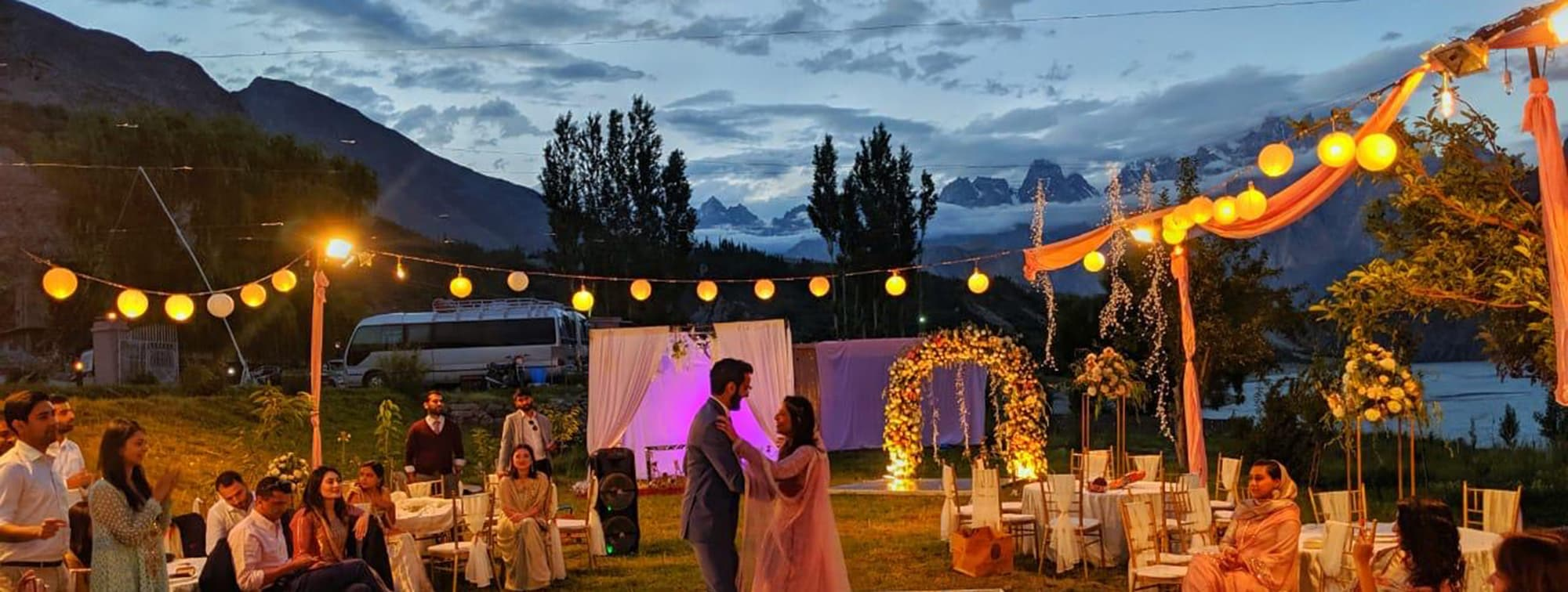 Yes You Can Have A Destination Wedding Right Here In Pakistan