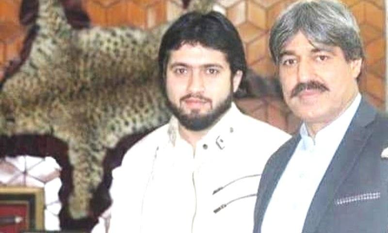 حمزہ بٹ اور ان کے قریبی عزیز کو دو روز قبل گرفتار کیا گیا تھا—فائل/فوٹو:ڈان نیوز