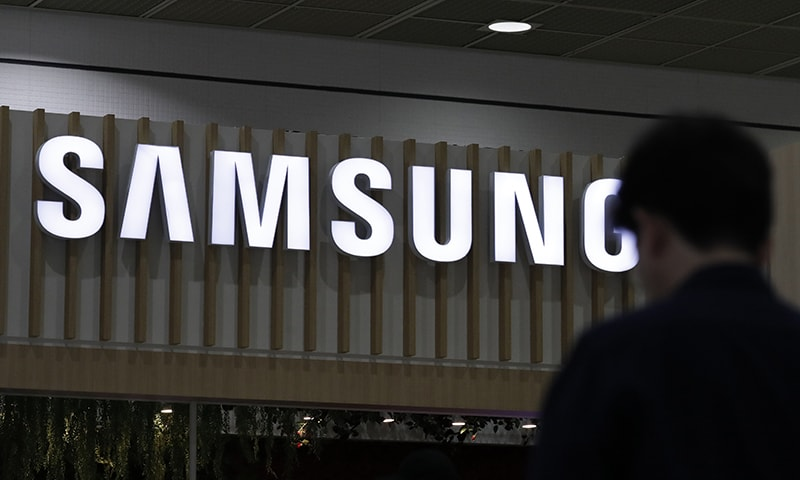 Samsung Electronics on Tuesday predicted its operating profit for the last quarter will fall by more than half from a year earlier amid sluggish global demand for computer chips. — AP