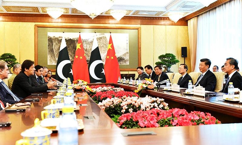 Pakistan, China resolve to strengthen strategic partnership as PM Imran concludes visit