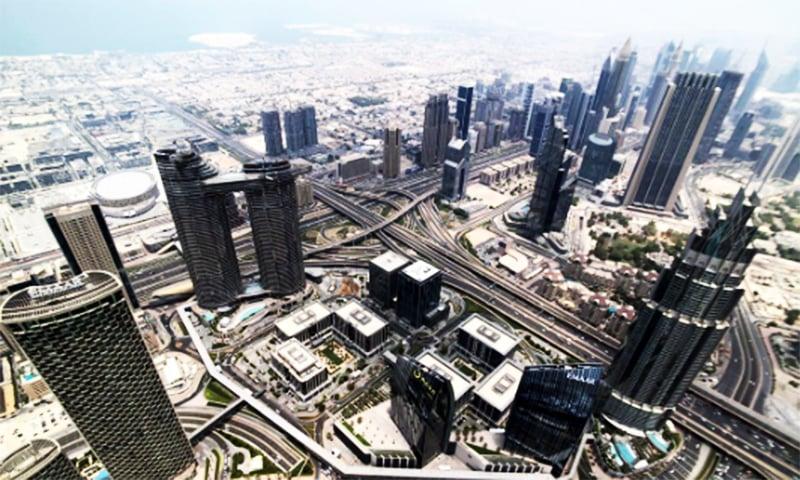 General view of Dubai from Burj Al khalifa in Dubai, United Arab Emirates, July 17, 2019. — Reuters /File