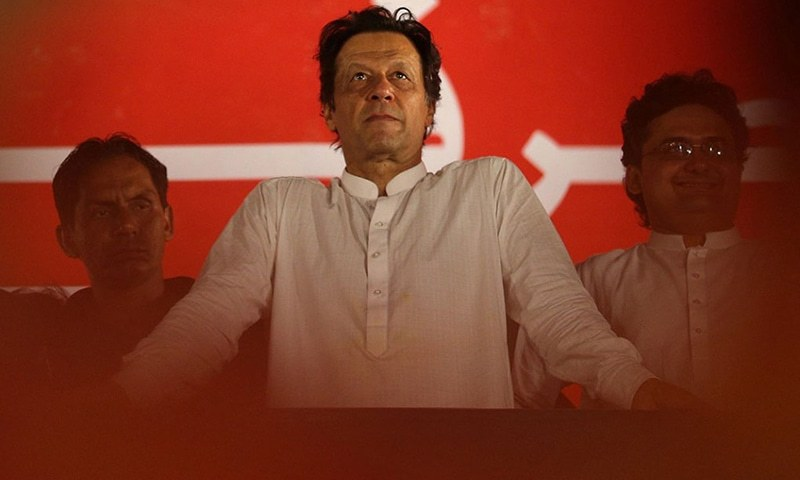 Prime Minister Imran Khan on Friday will participate in formation of a human chain to show solidarity with the people of India-held Kashmir who have been facing curfew for the last over two months. — Reuters/File