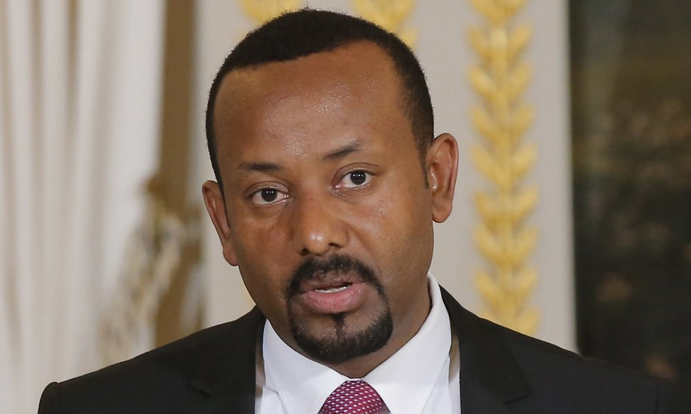 Ethiopian Prime Minister Abiy Ahmed won the 2019 Nobel Peace Prize on Friday for his peacemaking efforts with Eritrea. — AP/File