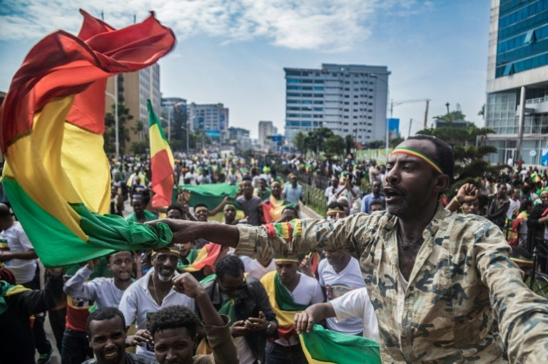 Ethiopians have celebrated some of Abiy's reforms including allowing the return of dissidents. ─ AFP