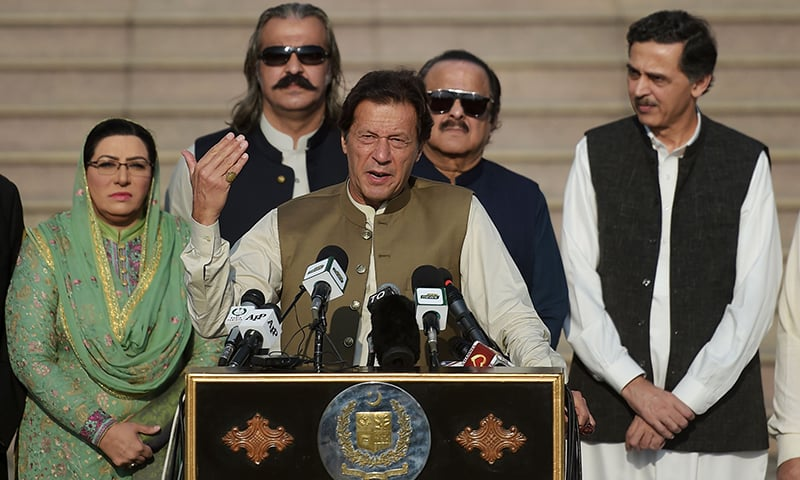 Modi has played his last card by revoking occupied Kashmir's autonomy, PM Imran says