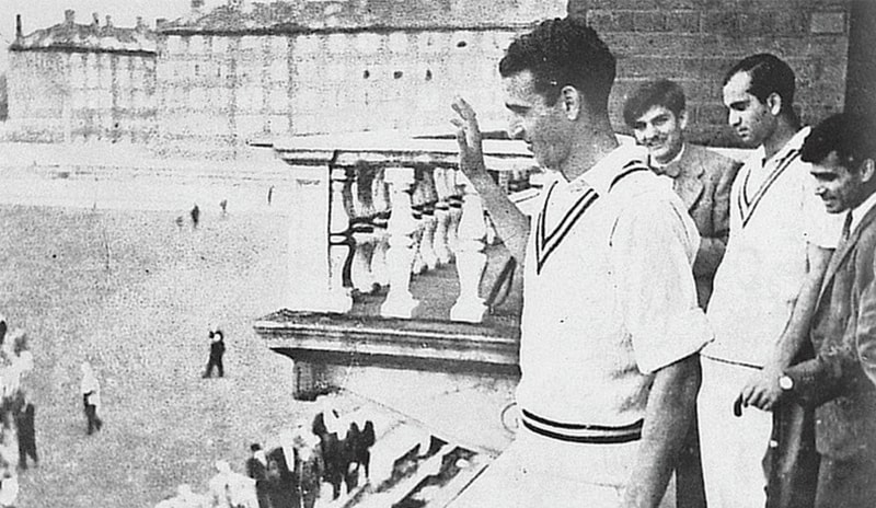 Abdul Hafeez Kardar played a key role in securing Test status for Sri Lanka