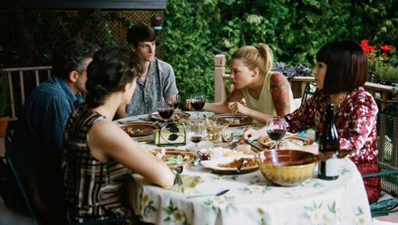 [Clockwise from left] Marion Cotillard, Vincent Cassel, Gaspard Ulliel, Léa Seydoux and Nathalie Baye in It's Only the End of the World, directed by Xavier Dolan