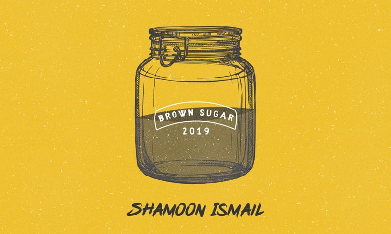 Brown Sugar EP by Shamoon Ismail