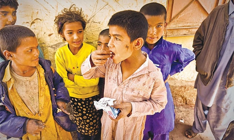 211 new gutka sale cases registered across Sindh as non-bailable offence