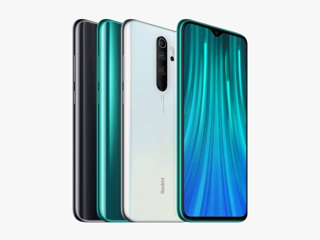 Redmi Note 8 Pro will be available in Mineral Gray, Pearl White and Forest Green, and will retail at Rs39,999 for 6GB+64GB, and Rs42,999 for 6GB+128GB.
