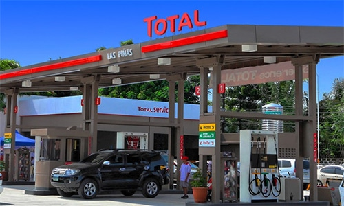 Total will make an open offer to Adani Gas shareholders to purchase up to 25.2pc before buying the remaining equity. — Photo courtesy total.com
