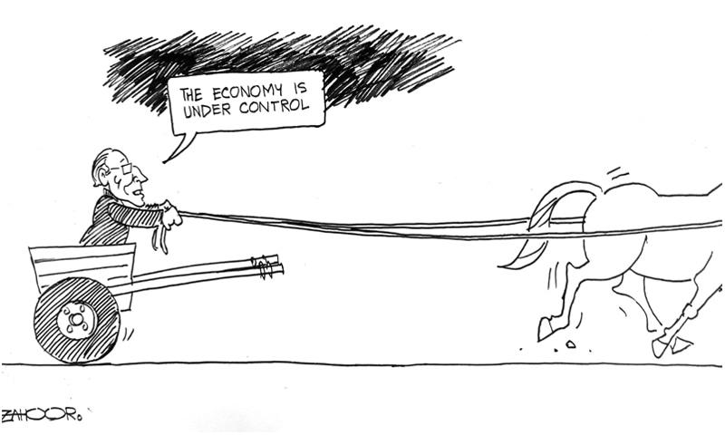 Zahoor's Cartoon