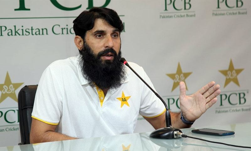 Head coach-cum-chief selector Misbah-ul-Haq is extremely disappointed with the attitude of some Pakistani players who shy away from proper training, lack discipline and don't adhere to professional standards. — PCB/File