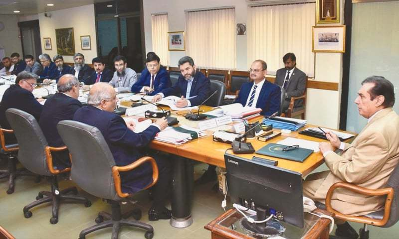 NAB chairman told the meeting that the bureau had filed 600 corruption references over the past 23 months. — INP/File