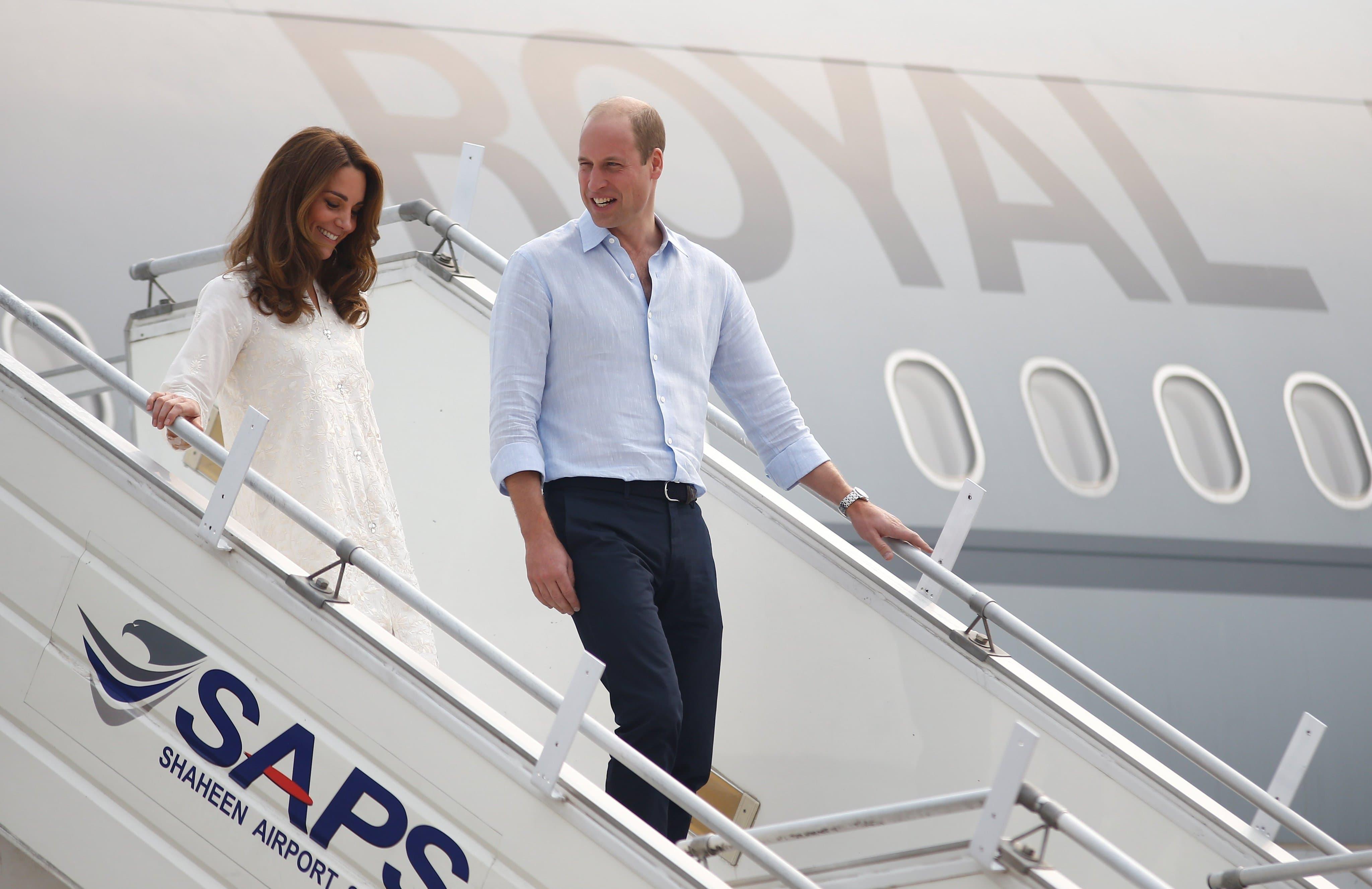 برطانوی شہزادی کیٹ مڈلٹن پاکستانی ثقافت کے رنگ میں ڈھل گئیں—فوٹو: پنجاب حکومت