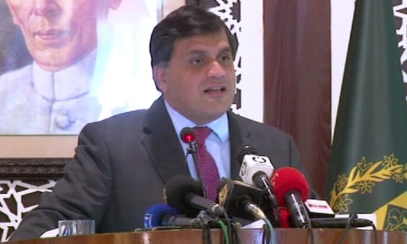 "Foreign Office (FO) spokesperson Dr Mohammad Faisal on Thursday said Pakistan had ""exclusive rights"" over three Western rivers and added that any attempt by India to divert the flows of these rivers would be considered an ""act of aggression"". — DawnNewsTV"