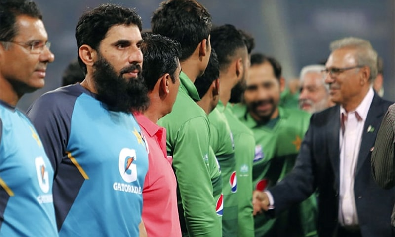 Misbah has decided to call 15 in-form bowlers of all categories from the domestic circuit for a two-day training camp. — AP/File
