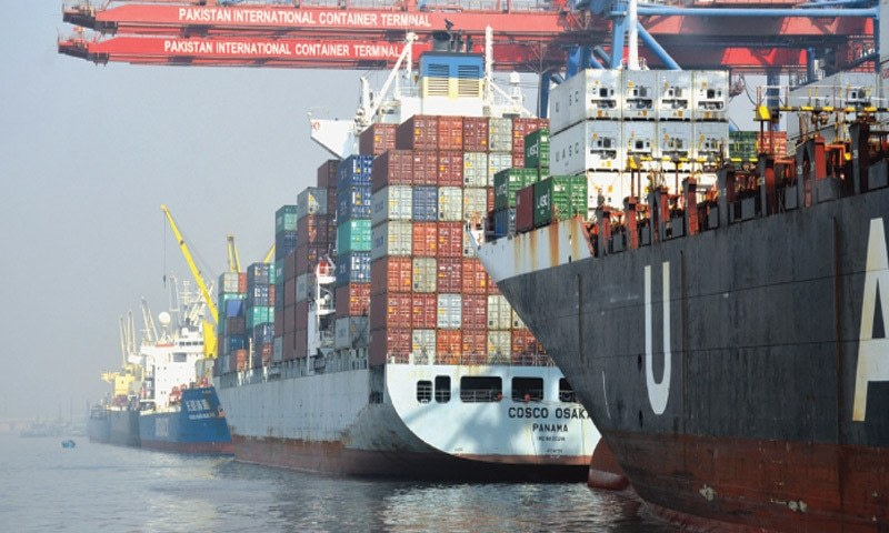 Current account deficit shrinks by a massive 64pc