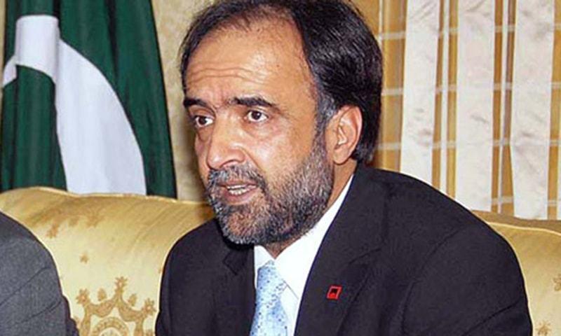 PPP Punjab President Qamar Zaman Kaira. — APP/File
