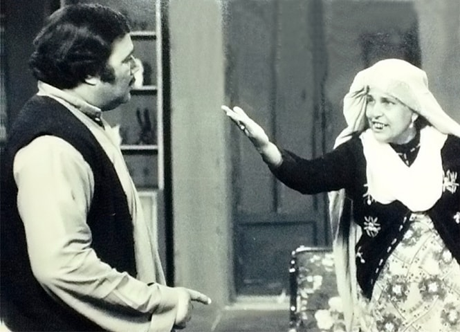 Zahoor Ahmed and Arsh-i-Muneer in the 1974 recreation