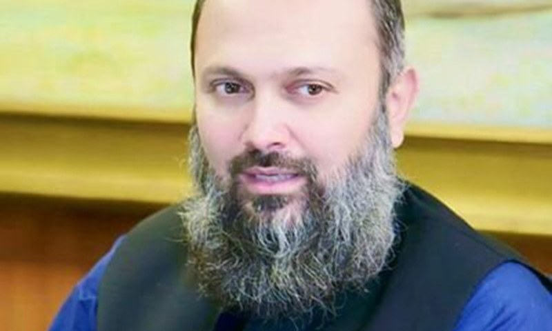 Balochistan Chief Minister Jam Kamal Khan ann­ounced on Saturday that the Quetta-Karachi highway would be converted into a dual-carriageway road and that work on the project would begin soon. — Photo courtesy Jam Kamal Khan Twitter/File
