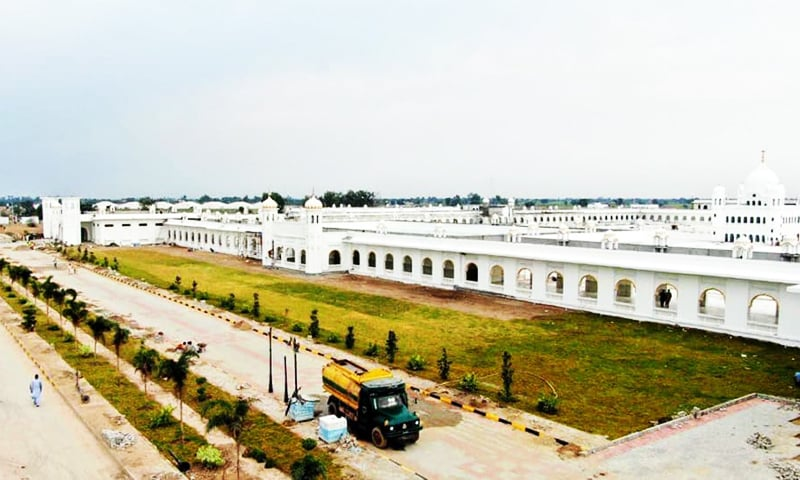 Construction on Kartarpur project in final stages, says PM Imran