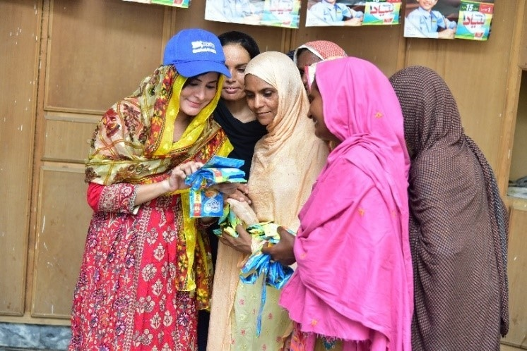Nestlé-Pakistan began the Rural Women Sales Programme in partnership with BISP in 2017. — *Photo courtesy: Nestlé Pakistan*