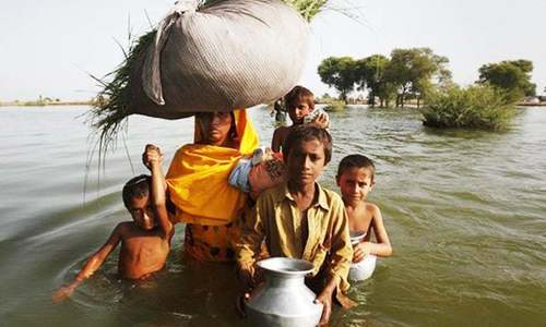 What's it like to suffer from climate change in Pakistan?